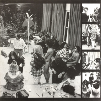 Printed inner sleeve / Elektro-Dschungel – Kebab und andere Träume, Second Edition, 1988