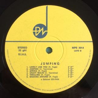 R. Fogù / C. Taormina – Jumping