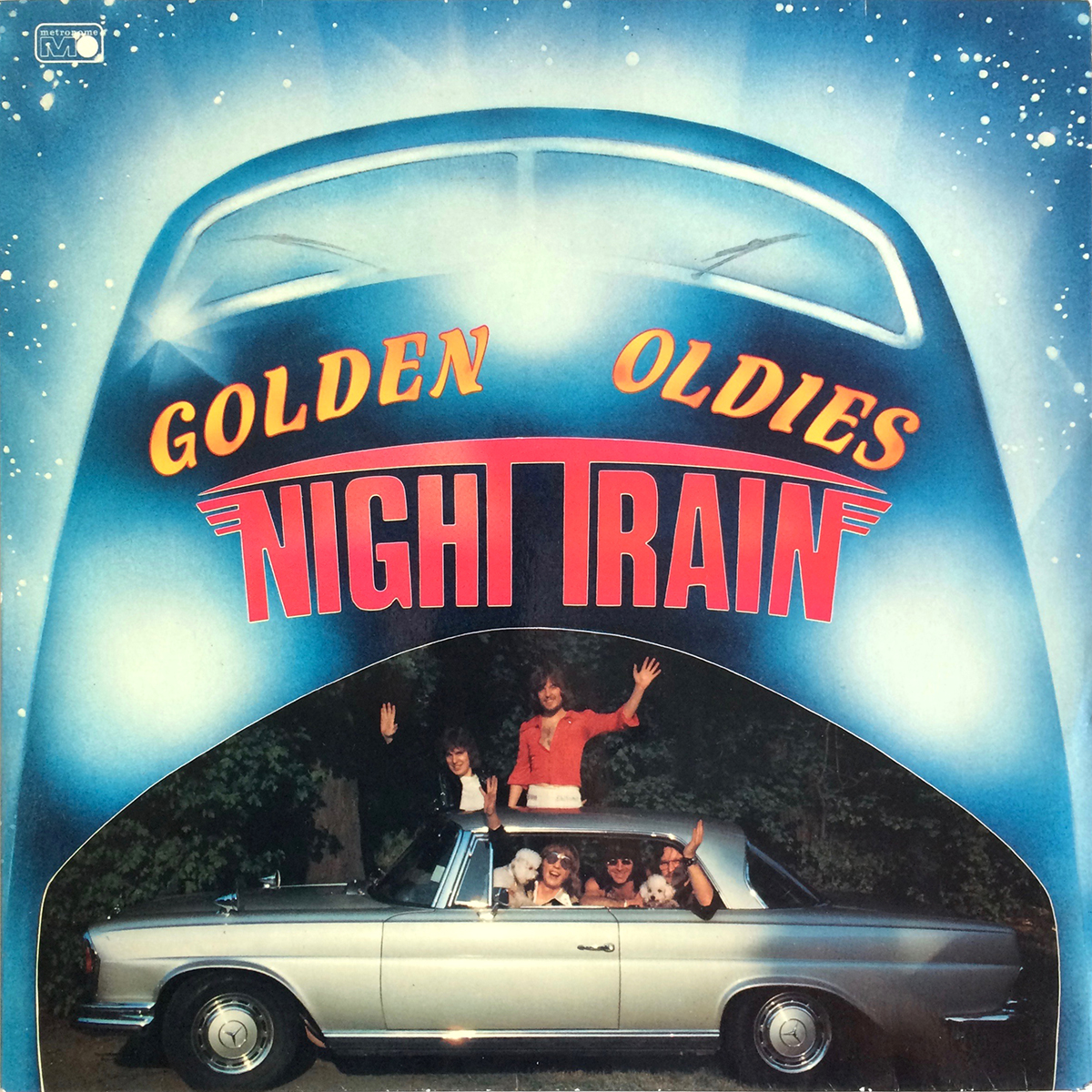 Nighttrain ‎– Golden Oldies