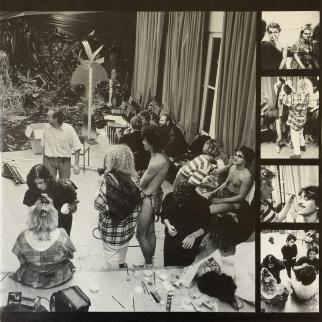 Printed inner sleeve / Elektro-Dschungel – Kebab und andere Träume, First Edition, 1987