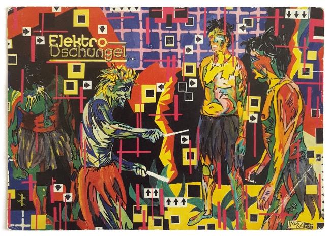 Elektro-Dschungel – Kebab und andere Träume, 1987 Stadtjug